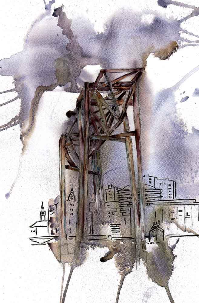 pio-akvarel.dk, akvarel, Annelise Pio,